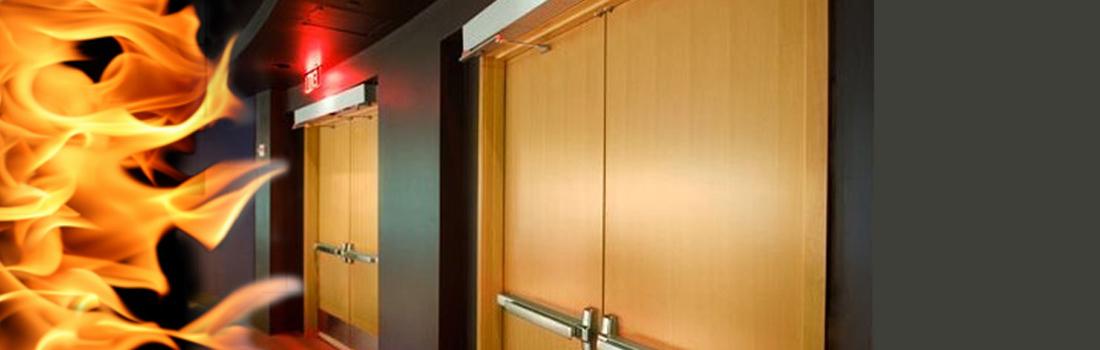 Противопожарные двери, шторы